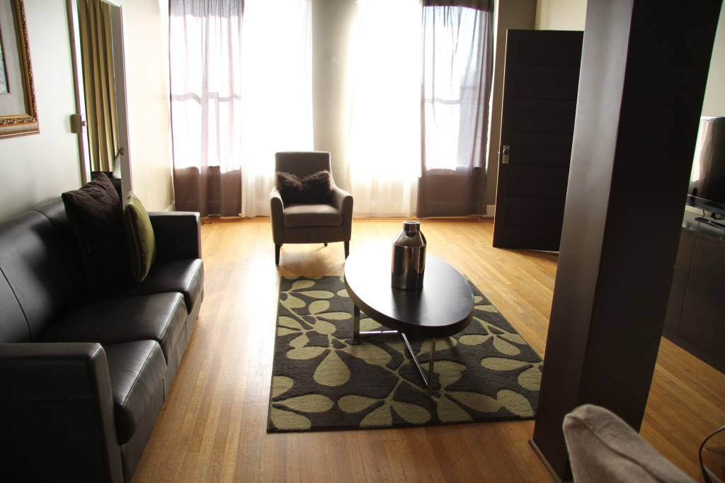 The Moore Hotel, Seattle - suite 724