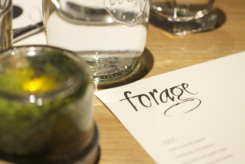 Forage Restaurant Vancouver, Robson Street
