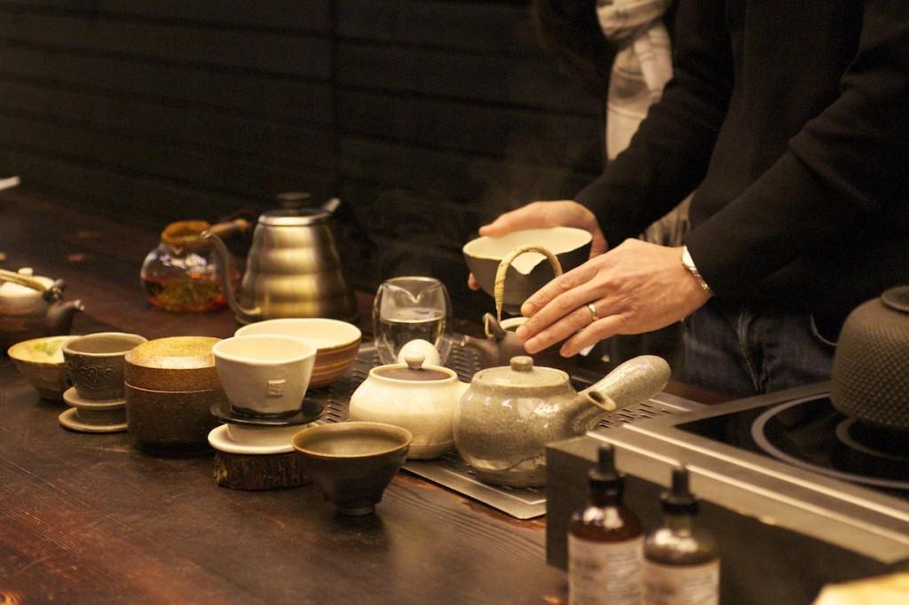 O5 Tea Bar, Vancouver