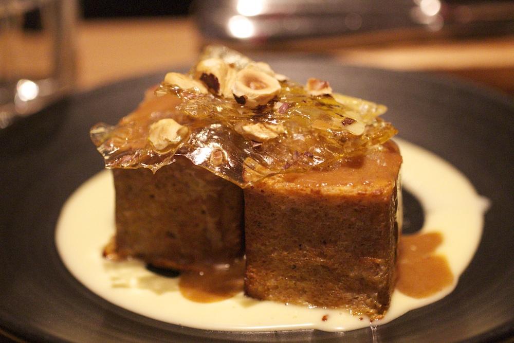 Forage's Pain Perdu Dessert