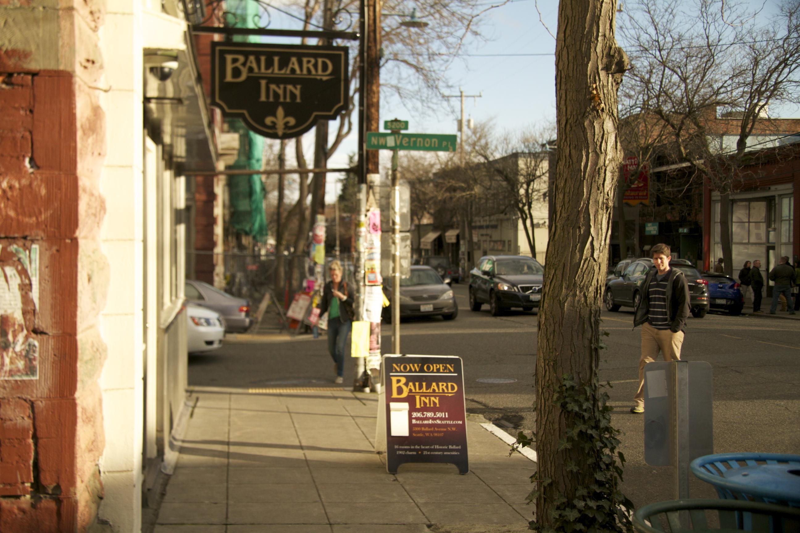 Historic Ballard Avenue, Ballard