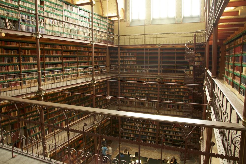 RijksmuseumLibrary