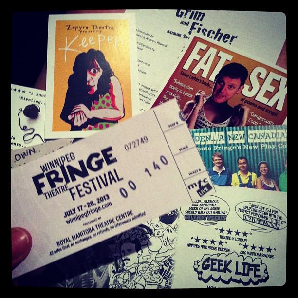 WinnipegFringeFest