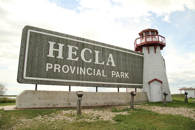 HeclaProvincialPark
