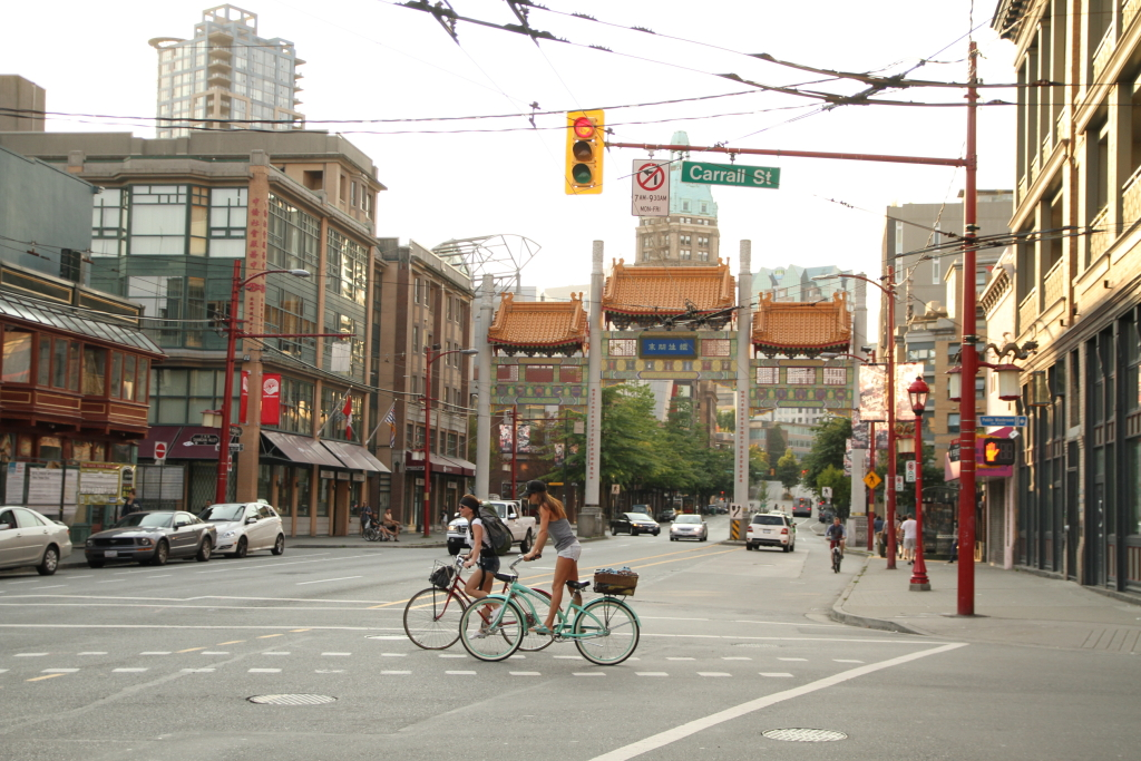 Pender Street, Vancouver