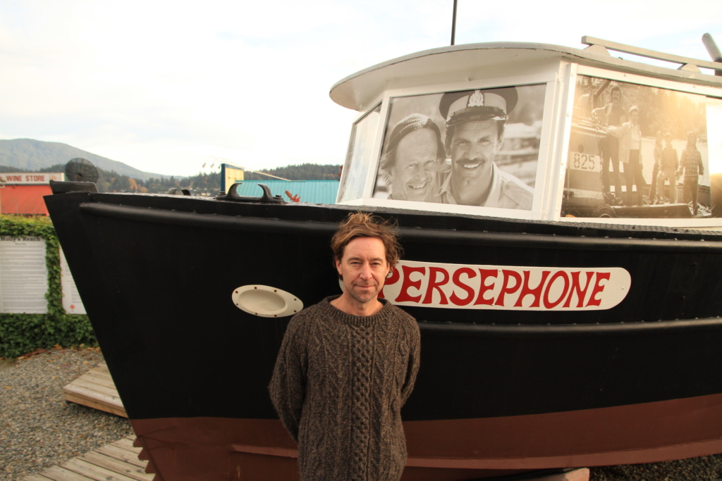 Persephone in Gibsons
