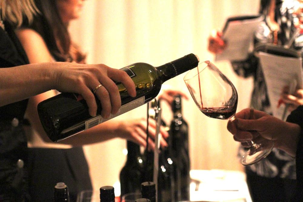 Wine tasting - January 2011