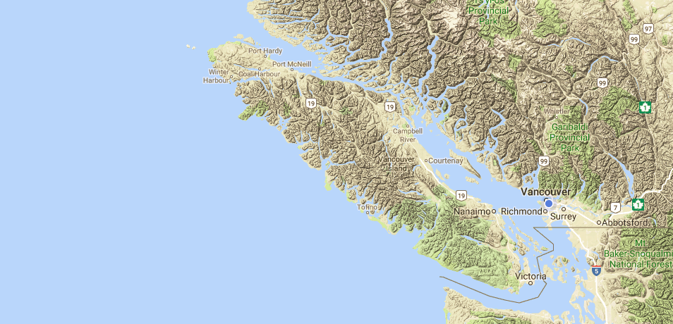 How Big Is Vancouver Island Bcrobyn